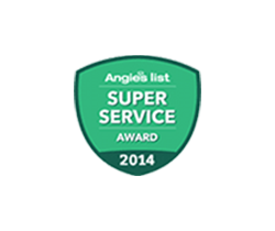 Angie's list Super Service Award 2014 | 5 Star Air